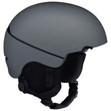 RED by Burton Prime Ski Snowboard Helmet Satin Gray XS/S (53-57 CM) - New!