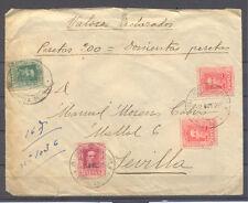 1928.- VILLA DEL RÍO (CÓRDOBA) A SEVILLA