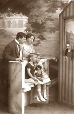 VICTORIAN CURIOSITY PUNCH AND JUDY MAN CIRCUS SIDESHOW FREAK SHOW FREAKSHOW 2