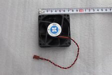 JMC CASE CHASSIS Quiet Cooling Fan DC 12V 0.15A 2Wire 70x70x25mm 7025-12LS