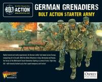 German Grenadiers Starter Army - Bolt Action