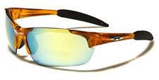 Hombre Xloop Deportes Diseñador naranja gafas de Sol XLOOP 75
