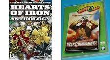 Hearts of Iron Anthology & rangers lead the way war commander