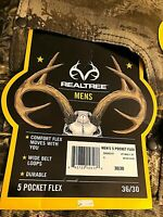 Realtree Max-1 XT Men 5 Pocket Camo Jeans Pants - You Pick - Archery Hunting NWT