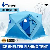 Camping Tent Ice Shelter Fishing Tent Outside Stability Lightweight AU