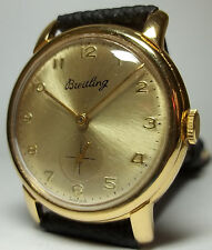 BREITLING WATCH VINTAGE SWISS MADE HAND WINDING