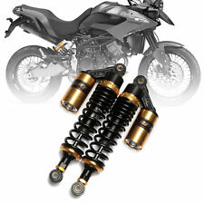 """Pair 12.5"""" 320mm Rear Shock Absorber Air Suspension Anodized For Yamaha BMW KTM"""