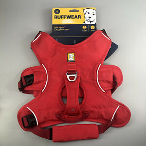 Ruffwear Web Master Dog Harness - Red Currant - Size Small S ***READ***