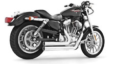 INDEPENDENCE CHROME SHORTY EXHAUST Freedom Performance Harley Sportster 2014-16
