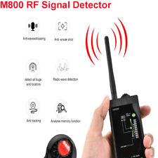 M800 Wireless Anti Spy RF Signal Detector Candid Camera Finder Audio GPS Protect