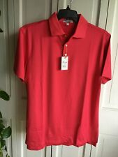 NWT Peter Millar Crown Sport Polo Shirt Size MED