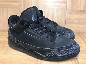 jordan 3 black cat 2018