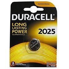 Confezione 1 Batteria Pila Duracell CR2025 DL2025 Bottone Litio 3V hsb