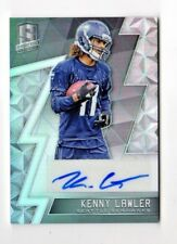 KENNY LAWLER NFL 2016 PANINI SPECTRA AUTO #/199 (SEATTLE SEAHAWKS)