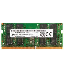 Micron 16GB 2Rx8 PC4-2666V DDR4 2666Mhz PC4-21300 260P SODIMM Laptop Memory RAM