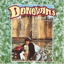 Donovan Greatest Hits & More CD NEW Mellow Yellow/Sunshine Superman/Colours+
