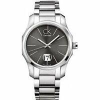 Calvin Klein Black Dial Stainless Steel Quartz Mens Watch K7741161