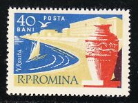 Romania 1960 MNH Mi 1902 Sc 1371 Black Sea Resort.Eforie
