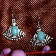ORECCHINI VINTAGE CON TURCHESI - Brand Jewelry Bohemian style vintage