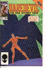 Daredevil #223, 224 and 225 by Marvel Comics