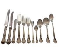 Chantilly by Gorham Sterling Silver Flatware Set for 12 Service 143 Pcs Dinner