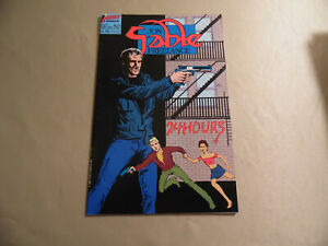 Jon Sable Freelance #52 (First Comics 1987) Free Domestic Shipping