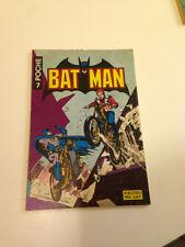 AVR24 ---- SAGEDITION   Batman  Poche    N° 7