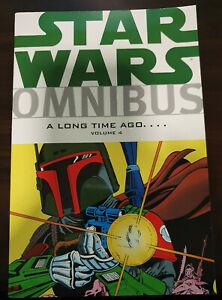 Star Wars Omnibus: A Long Time Ago.....Volume 4 2011 Dark Horse Graphic Novel