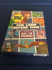 The Land Before Time---New---All 14 Films---DVD---