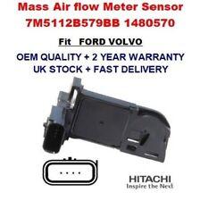 Luftmassenmesser Sensor 7M5112B579BB 1480570 für Ford Volvo Original Oem