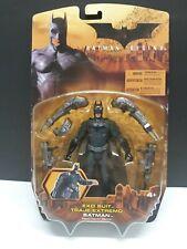 2005 Mattel Batman Begins Movie Exo Suit Batman Action Figure Nos