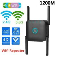 1200 Mbit / s Wireless WiFi Range Extender Repeater Signal Booster Router
