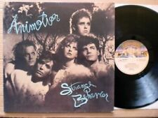 ANIMOTION - STRANGE BEHAVIOUR / LP / 1986 / NL / CASABLANCA / SYNTHPOP