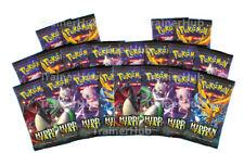 Pokemon SM Hidden Fates Booster Packs x4 - 1 of Each Art - Brand New & Sealed