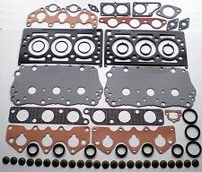 ROVER 45 75 2.0 2.5 MGZS MGZT &FREELANDER HEAD GASKET SET KV6 ENGINE