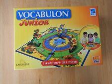 Jeu de société: Vocabulon Junior (l'aventure des mots) MegaBleu