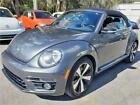 2014 Volkswagen Beetle - Classic 2.0t R-Line Gray Volkswagen Beetle with 110637 Miles available now!