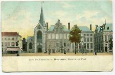 CPA - Carte Postale - Belgique - St Nikolaas - Hoofdkerk - Museum en Post - 1906