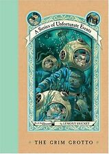 The Grim Grotto (A Series of Unfortunate Events, Book 11) by Lemony Snicket