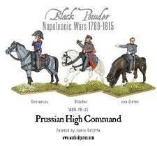 Warlord Games - Black Powder - Prussian high command - 28mm