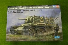 Russe kv-1 petite tourelle tank échelle 1/48 Hobby Boss 84810