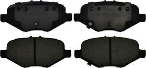 Disc Brake Pad Set-Posi-Met Disc Brake Pad Rear Autopart Intl 1403-437630