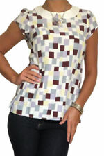 Maglie e camicie da donna camicetta Multicolore Taglia 40