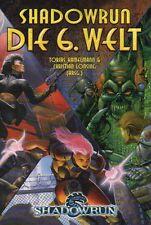 SHADOWRUN - LE 6. (sixième) Monde-lecteur-World Book Cyberpunk Roman d'aventures