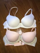 Victorias Secret Bras 32B sexy VS Wear Everywhere Lot Of 2