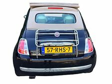 Fiat 500C Luggage Rack | Carrier | Boot | 2009-present | Original | Convertible