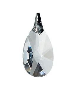 Pendentif Magie du Cristal Goutte - Cristal Swarovski (Fabrication Française)