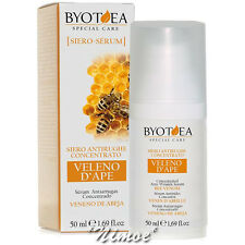 Concentrated Anti-Wrinkle Serum Bee Venom 50ml Special Care Byotea ® Antirughe