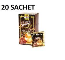 Ganocafe Classic 3 in 1 Premix  Coffee With Ganoderma 20 Sachet x 21g