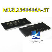 1PCS M12L2561616A 5T M12L2561616A-ST M12L2561616A5T M12L2561616A-5T TSOP54